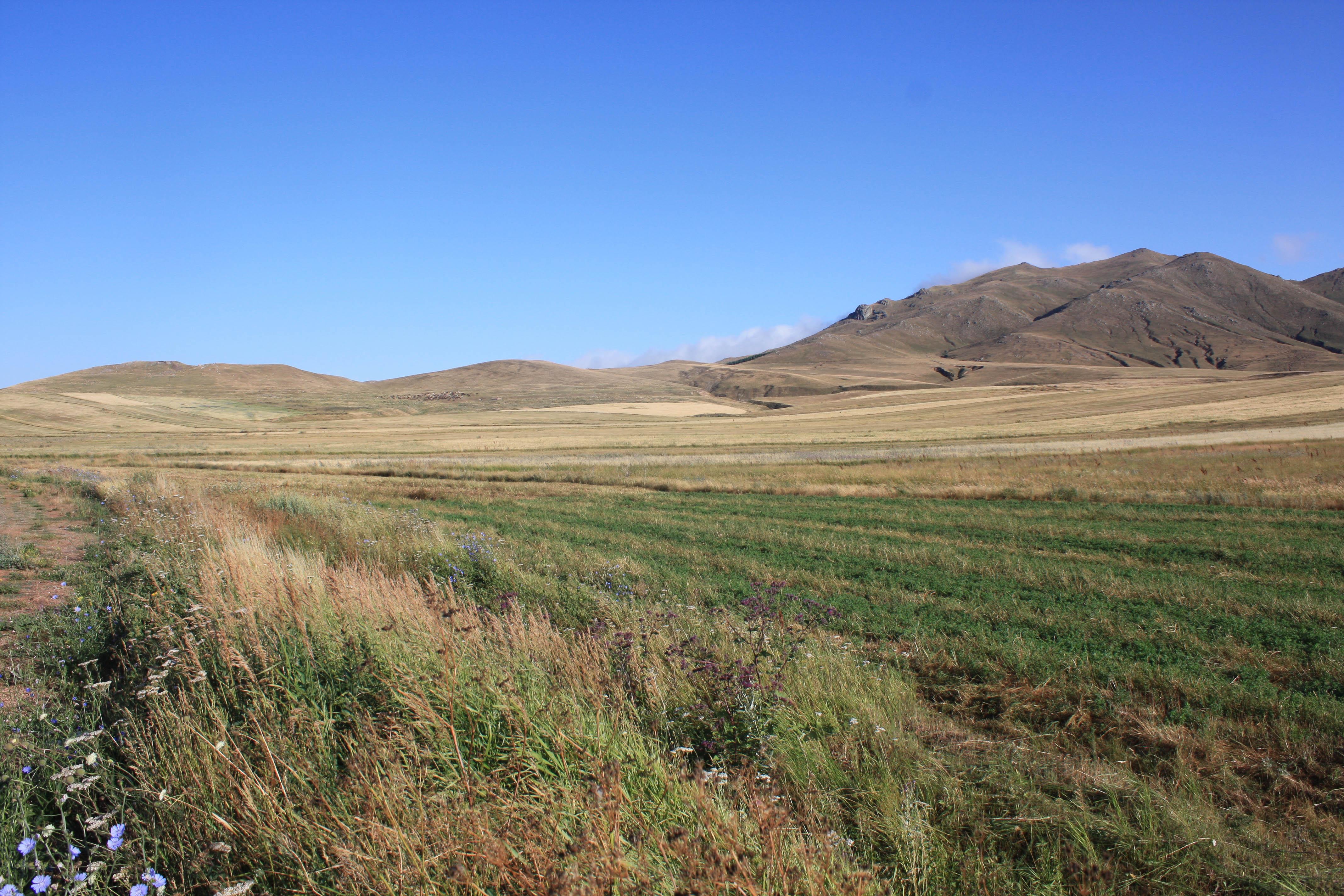 Landscape around Gegharot